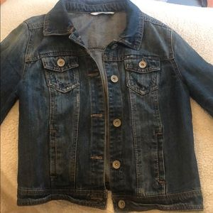 Highway Jeans denim jacket cute slim fit!